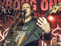 Reedición de DYING FETUS. Debut de la banda de Terry Ilous LAND OF GYPSIES. Storm Metal Fest.