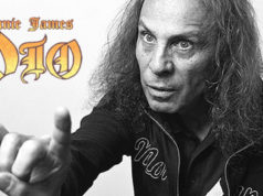Libro fotográfico de Ronnie James Dio