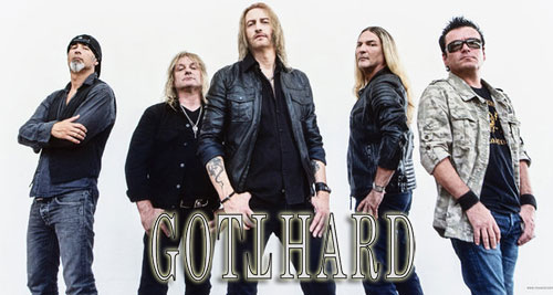 GOTTHARD – RHAPSODY OF FIRE – METAL CHURCH – KISSIN' DYNAMITE – Inferno Metal Festival