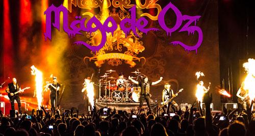 MÄGO DE OZ: Desvelamos el título del disco con un trailer. -  WWW.RAFABASA.COM - Noticias en español sobre el heavy metal y los grupos de  heavy metal.