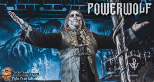 Lyric vídeo de POWERWOLF