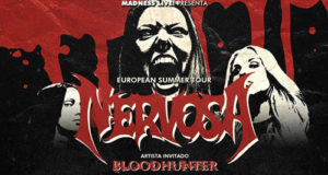 NERVOSA y BLOODHUNTER