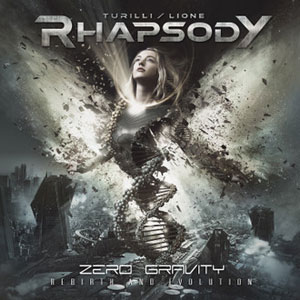 RHAPSODY-TURILLI/LIONE - Zero Gravity (Rebirth And Evolution)