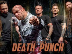 Nuevo lyric video de FIVE FINGER DEATH PUNCH