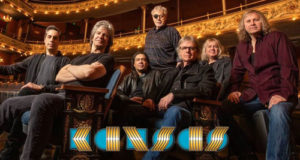 KANSAS anuncia nuevo álbum de directo, 'Point Of Know Return Live & Beyond'