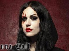 Cristina Scabbia explica porque no están preparando el disco de LACUNA COIL