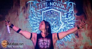 Tete Novoa en Pinto el Domingo 20 de Junio. Concierto de WITHIN TEMPTATION en el festival Pol' And 'Rock. Próximo disco de TOLEDO STEEL.