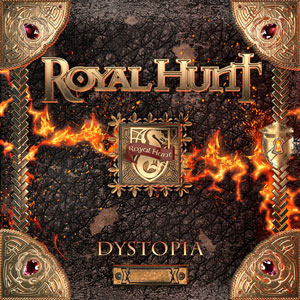 ROYAL HUNT - Dystopia