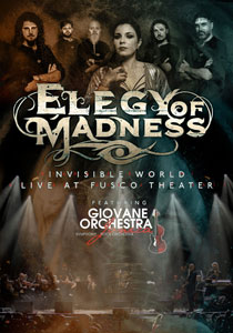 ELEGY OF MADNESS - Invisible World Live At Fusco Theater