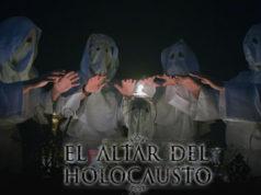 """Entrevista a EL ALTAR DEL HOLOCAUSTO, quienes en estos días lanzan su nuevo trabajo """"Trinidad"""""""