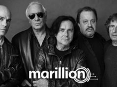 Directo de MARILLION. Joe Stump ultimando su nuevo disco. DC4 vídeo.
