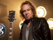 Adrian Smith de IRON MAIDEN habla del disco con Richie Kotzen