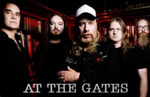 """AT THE GATES estrena nuevo single y vídeo, """"The Fall Into Time"""" sacado de su nuevo disco 'The Nightmare Of Being'"""