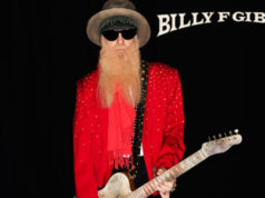 Nuevo álbum del guitarrista de ZZ TOP Billy Gibbons.