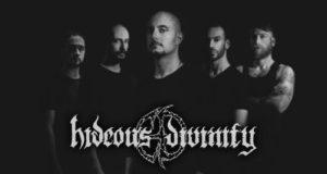 """HIDEOUS DIVINITY estrena, """"Acheron, Stream of Woe"""" primer single de su nuevo EP – La preventa ya está disponible"""