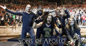 Los conciertos de SONS OF APOLLO definitivamente cancelados