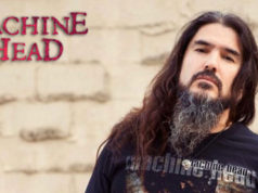 "Vídeo de MACHINE HEAD tocando íntegro ""The Blackening"""