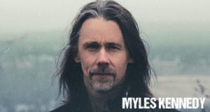 Nuevo single y vídeo de Myles Kennedy