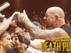 Lyric video de FIVE FINGER DEATH PUNCH