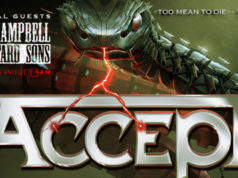"ACCEPT anuncian ""Too Mean To Die"" European tour. En enero de 2022 Pamplona, Madrid y Barcelona"