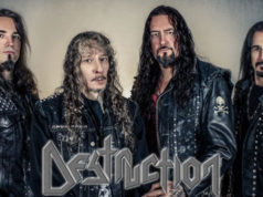 Nueva etapa para DESTRUCTION