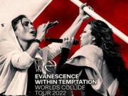 EVANESCENCE y WITHIN TEMPTATION aplazan la gira europea para 2022 . EVANESCENCE en Madrid sigue el 7 de octubre de 2021.