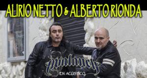 Fechas y detalles de la gira de Alberto Rionda con Alirio Netto de AVALANCH