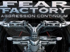 Posible portada de FEAR FACTORY