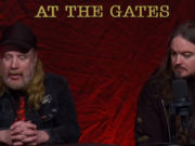 AT THE GATES: Studio report deThe Nightmare Of Being