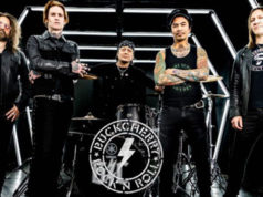 Detalles del disco de BUCKCHERRY
