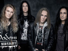 Entrevista con Mitja Toivonen de BODOM AFTER MIDNIGHT