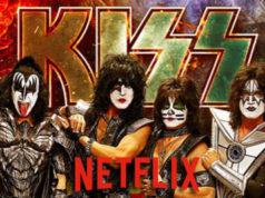 KISS - Parece que habrá película sobre KISS en Netflix