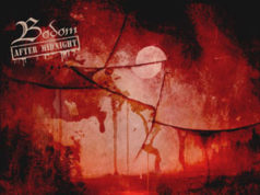 Critica del EP de BODOM AFTER MIDNIGHT - Paint The Sky With Blood