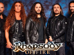 EP especial de RHAPSODY OF FIRE