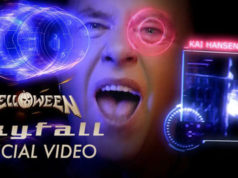 "HELLOWEEN - Vídeo clip de ""Skyfall"""