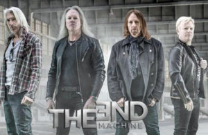 THE END MACHINE estrenan tema