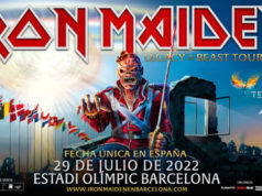 IRON MAIDEN 29 julio 2022