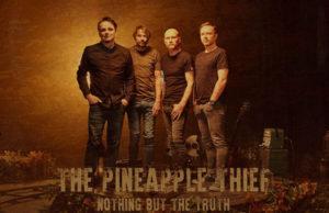 Streaming de THE PINEAPPLE THIEF y fechas en España