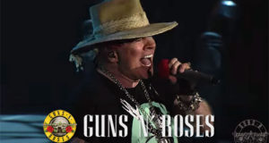 Vídeo resumen de GUNS N' ROSES en Brasilia
