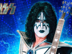 Tommy Thayer habla del maquillaje de KISS y de sus temas favoritos. Single de HARDCORE SUPERSTAR. Segundo disco de LETHARGUS.