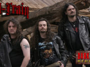 DARK RAILS RECORDS relanzará EN PIE DE GUERRA de HELL-TRAIN en OCTUBRE