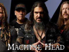 Clip en el estudio de MACHINE HEAD. Nuevo disco de SOBER. Streaming de ELECTRIC BOYS.
