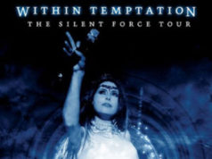 "Concierto en streaming de WITHIN TEMPTATION ""The Silent Force Tour"". Reediciones de D.R.I. Nuevo vídeo de LEVIATAN."