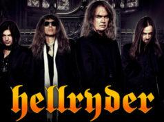 Nuevo vídeo de HELLRYDER. JOLLY JOKER en Madrid. Adelanto de KRYPTOS.