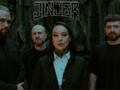 """JINJER - Nuevo disco y single """"Vortex"""""""