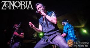 Crónica y fotos de ZENOBIA en la Sala Hysteria de Madrid