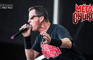 Fallece el cantante de METAL CHURCH Mike Howe