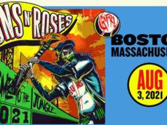 """Nuevo tema de GUNS N´ ROSES y vídeos en directo en EEUU. Trailer de la gira de TESLA. VEGA - video de """"Ain't Who I Am"""""""