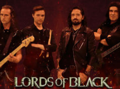 """LORDS OF BLACK - Primer Video y Single de """"Alchemy Of Souls Pt. II"""", """"Before That Time Can Come"""""""