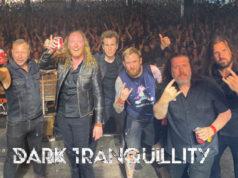 Concierto íntegro de DARK TRANQUILLITY en el festival Alcatraz. Segundo disco de GROUNDBREAKER. Próximo álbum de ETERNITY'S END.